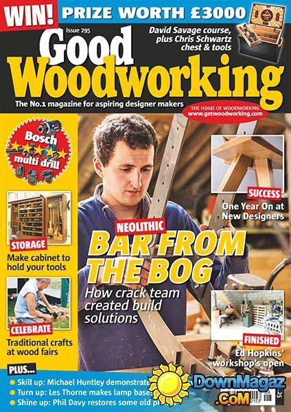 good woodworking uk august    magazines