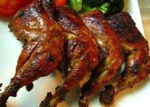 cara membuat opor ayam bakar resep cara membuat ayam bakar gurih manis enak resep harian
