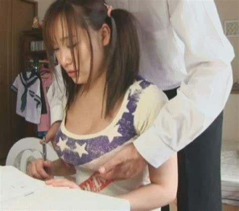 Japanese schoolgirl Ass Fuck