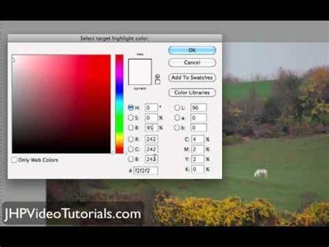photoshop cs5 curves tutorial photoshop cs5 using curves color correction part 1