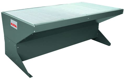 draft table 100 draft table downdraft workstation tbj inc