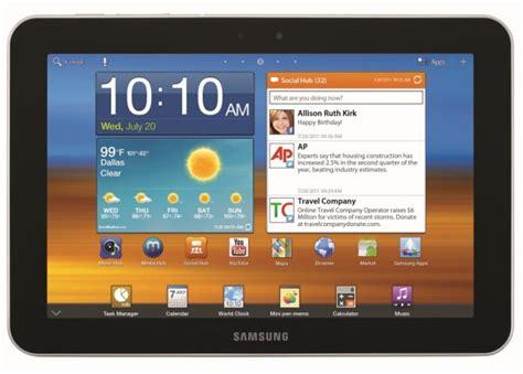 Samsung Galaxy Tab 8 9 samsung publie la mise 224 jour sandwich pour les galaxy tab 8 9