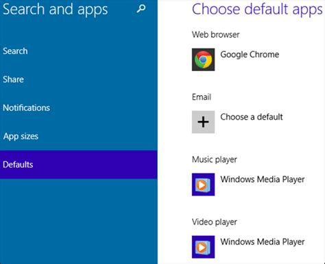 how to change default apps and settings in windows 10 windows 10 choose default apps solverbase com