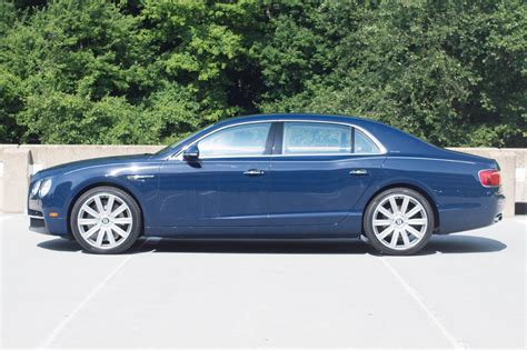 bentley flying spur 2017 blue 2014 bentley flying spur stock 4nc095555 for sale near