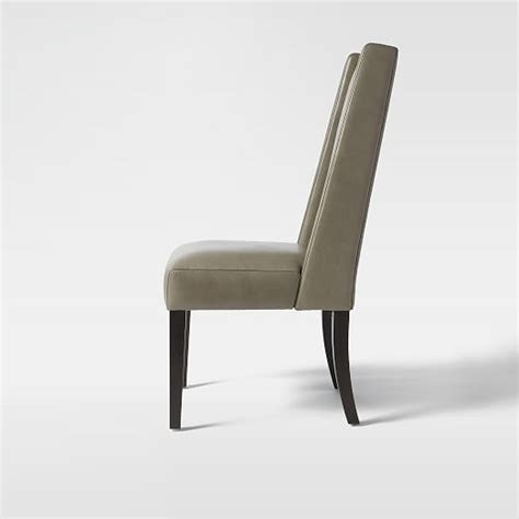 West Elm Willoughby Chair by Willoughby Leather Dining Chair West Elm