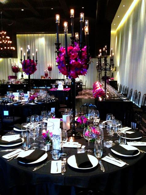 17 best ideas about black tablecloth wedding on