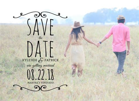 wedding save the date wording ideas country save the date ideas rustic photo ideas wording sles