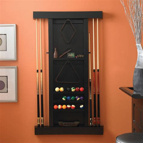 Billiard Wall Rack by Lunar Pool Table Accessory Rack By American Heritage