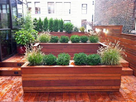 Planters For Decks by Photos Hgtv