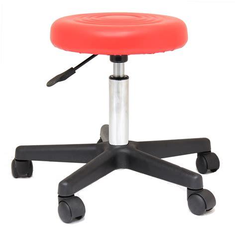 pneumatic padded adjustable creeper seat stool mechanic