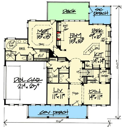 formal plan with angled garage 69353am architectural formal and informal living spaces 5692tr architectural