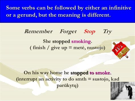 pattern interrupt meaning verb patterns