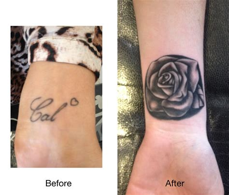 tattoo name cover up name cover up
