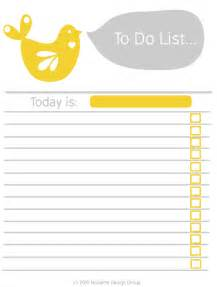 Template To Do List Two Cents Tuesday The Checklist Simple Joys Of Home