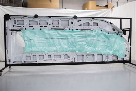 curtain airbag 2015 ford transit has huge five row side curtain airbag