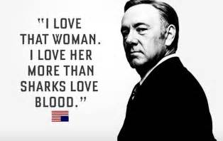 House of cards kevin spacey quotes