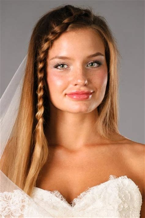 easy hairstyles without braids braided hairstyle ideas how to finish a braid without an
