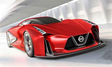 Nissan Gtr R36 Concept 2020 by 2018 Nissan Gtr R36 Hybrid Concept 2020 Reviews Specs