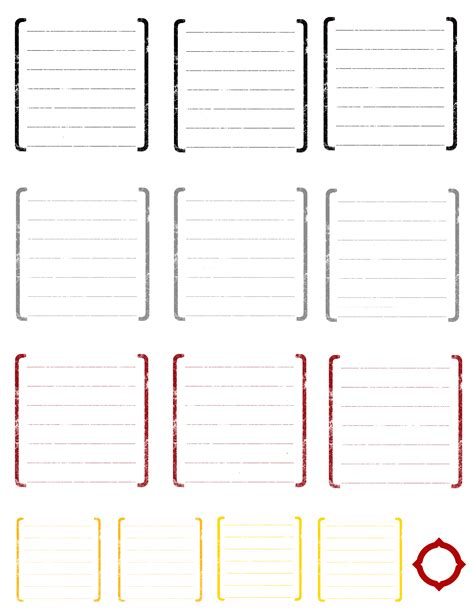 printable journaling tags free journaling tags for scrapbooking record keeper