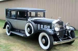 1930s Cadillac 1930 Cadillac Custom Information And Photos Momentcar