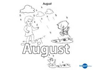 august coloring pages august colouring pages colouring in