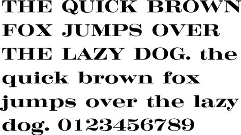 urw craw modern bold premium font buy