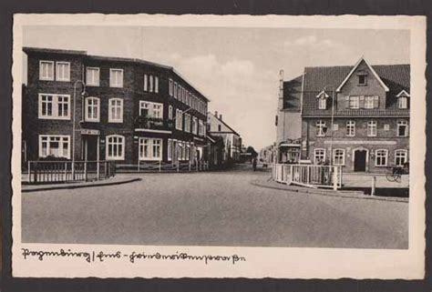 hotel deutsches haus emden ansichtskarte postkarte papenburg emsland hotel