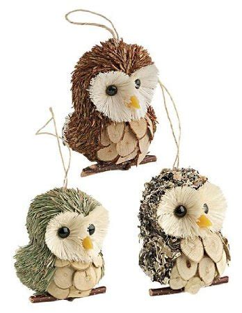 10 fun owl ornaments to make christmas a hoo oo t