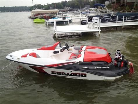 sea doo boat maintenance sea doo speedster 2008 for sale for 12 500 boats from