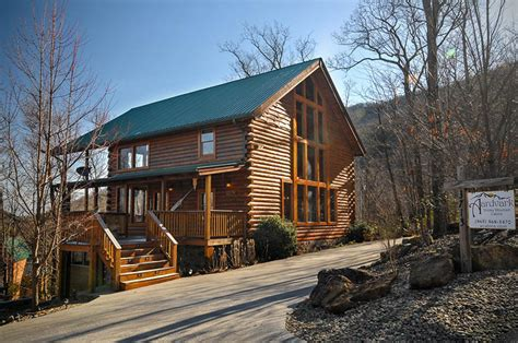 Fort Pigeon Tennessee Cabins Majestic Memories Overlooking The Smoky Mountains 4