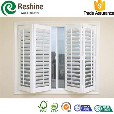 Wooden Window Shutters Interior Interior Plantation Wooden Window Shutter Buy Interior