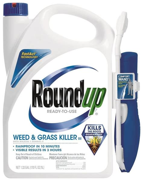 The Roundup by Best Garden And Grass Killer Preventer Reviews