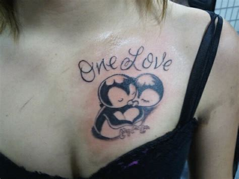 tattoo love on chest couple tattoos and designs page 37