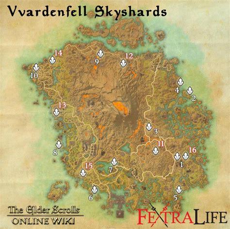 skyshard eso locations map skyshard eso locations map eso craglorn skyshards guide
