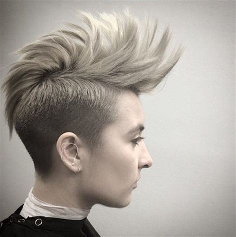 best way to spike female hair 22 great short haircuts for thick hair pretty designs