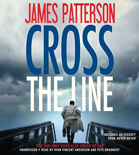 cross the line alex cross import it all