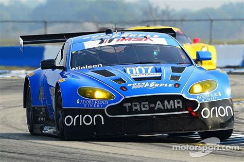trg aston martin racing trg aston martin racing at the 12 hours of sebring with