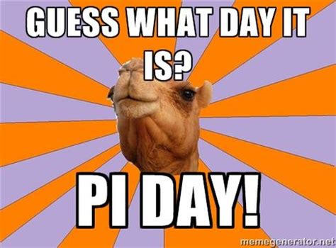 Pi Day Meme - pi day celebrating the math gods who made it possible