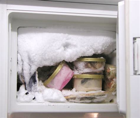 Freezer Frozen Defrost Your Freezer And Warm Up To Cool Savings Squawkfox