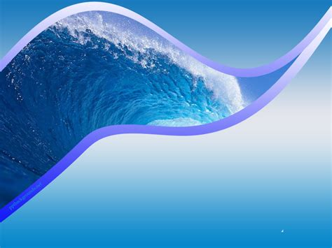 powerpoint themes waves ocean powerpoint background powerpoint backgrounds for