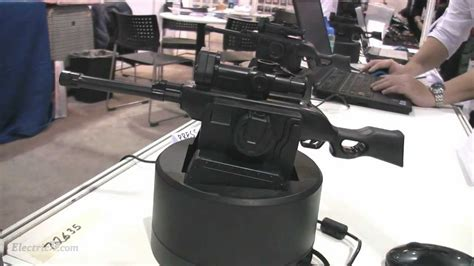 Usb Bb computer controlled bb sniper rifle with