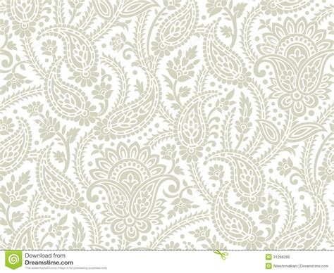 paisley pattern background free seamless paisley background stock vector illustration of