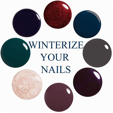 nail colors for january nail color trends january 2018 my