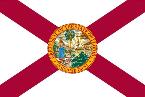 Florida by File Flag Of Florida Svg Wikimedia Commons