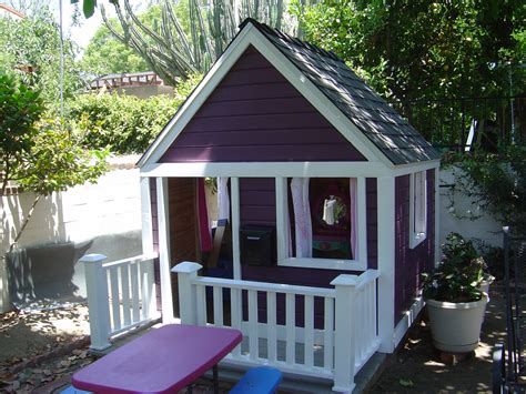 backyard play house diy girls and boys playhouse designs for backyard bahay ofw