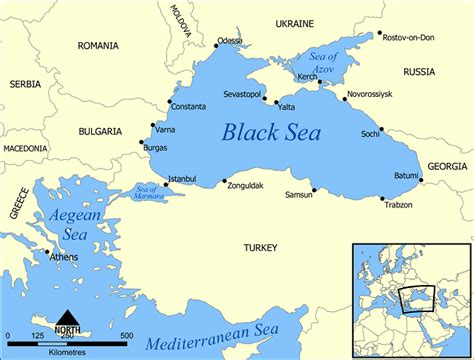 black sea map location 8 amazing facts about the black sea