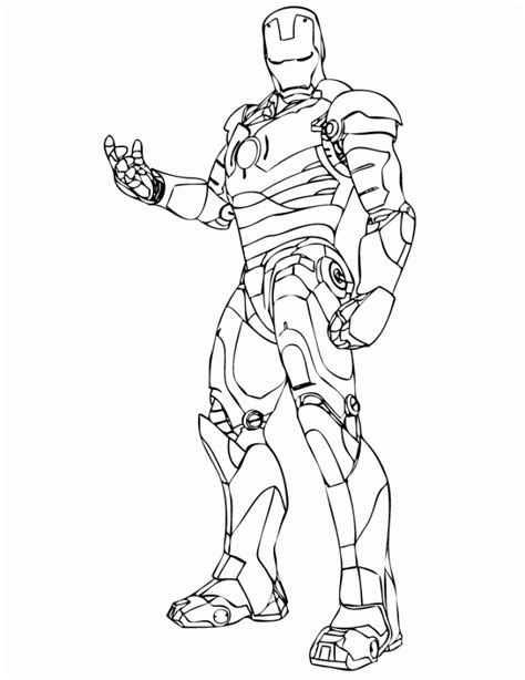 iron man suit coloring pages get this free ironman coloring pages 25762