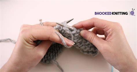 continental knitting how to hold yarn how to knit the continental purl tutorial b