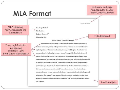 Neutrons And Protons Are Exles Of by Mla 7 Heading 28 Images Mla Essay Format Title Page