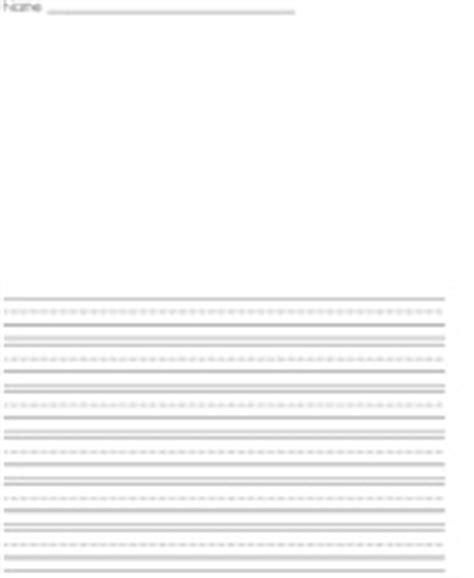 free printable half lined paper free half lined page writing paper writing printables